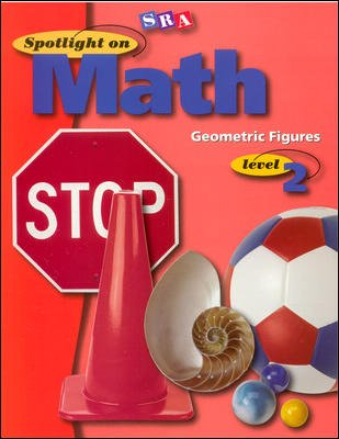 Spotlight on Math, Geometric Figures Workbook, Grade 2 (Pkg. of 10)