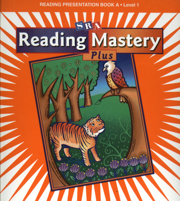 Reading Mastery 1 2002 Plus Edition, Teacher Presentation Book A