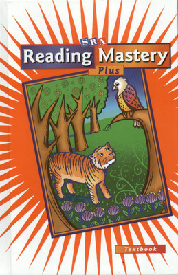 Reading Mastery Plus Grade 1, Textbook