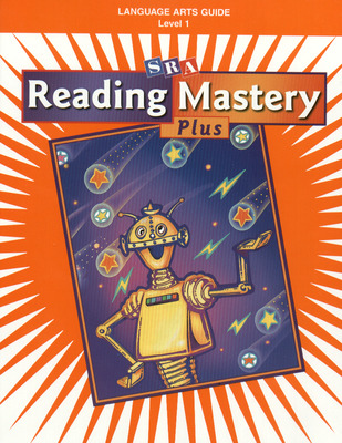 Reading Mastery 1 2002 Plus Edition, Language Arts Guide