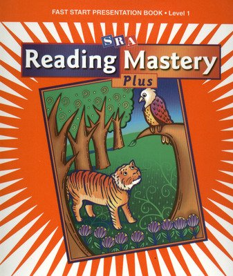 Reading Mastery 1 2002 Plus Edition, Fast Start Presentation Book