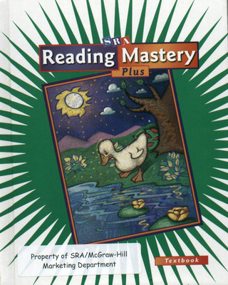 Reading Mastery Plus Grade 2, Textbook