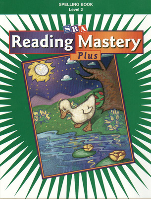 Reading Mastery 2 2001 Plus Edition, Spelling Book