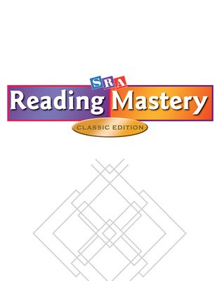 Reading Mastery Classic Level 1, Benchmark Test Package (for 15 students)