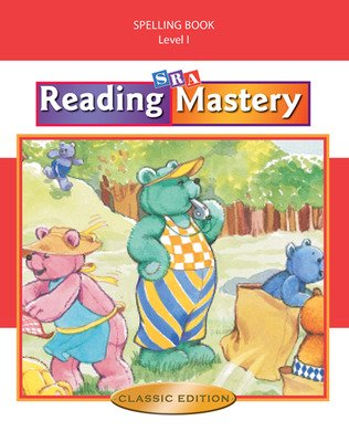Reading Mastery I 2002 Classic Edition, Spelling Book
