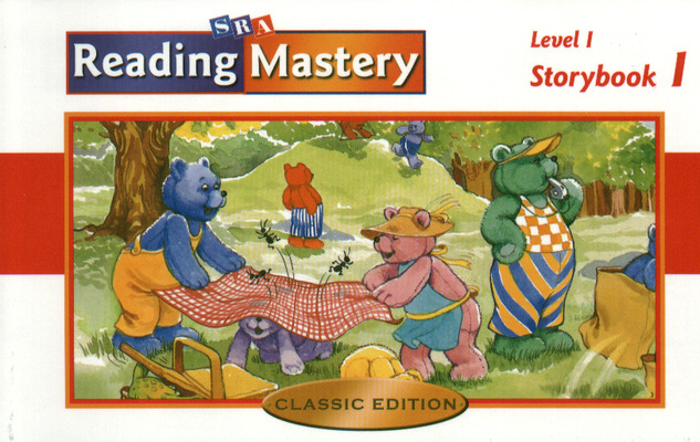 Reading Mastery Classic Level 1, Storybook 1