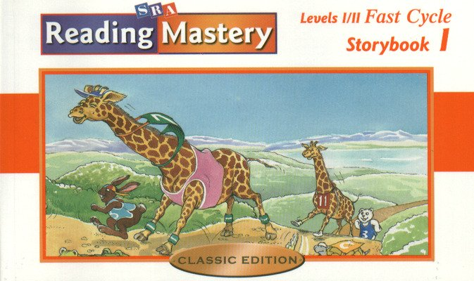 Reading Mastery Classic Fast Cycle, Storybook 1