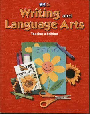 Writing and Language Arts, Teacher's Edition, Grade K