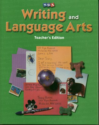 Writing and Language Arts, Teacher's Edition, Grade 2