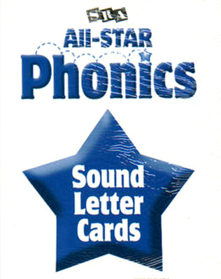 All-STAR Phonics & Word Studies, Sound Letter Cards