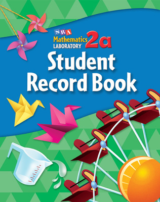 Math Lab 2a, Level 4; Student Record Book (5-pack)