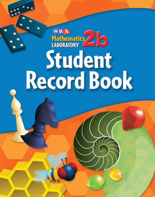 Math Lab 2b, Level 5; Student Record Book (5-pack)
