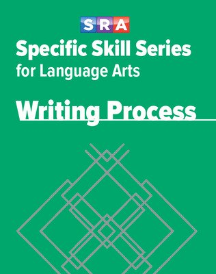 Specific Skill Series for Language Arts - Writing Process Book, Level E