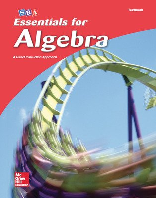Essentials for Algebra, Student Textbook