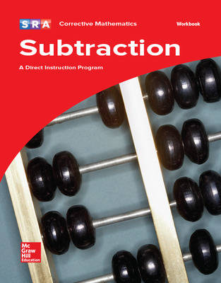 Corrective Mathematics Subtraction, Workbook