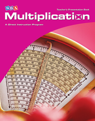 Corrective Mathematics Multiplication, Teacher Materials