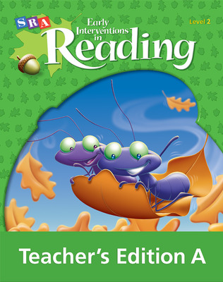 Early Interventions in Reading Level 2, Teacher's Edition Book A