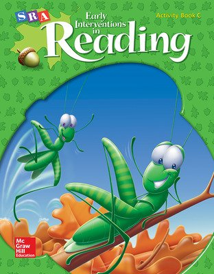 Early Interventions in Reading Level 2, Activity Book C