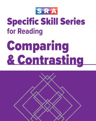 Specific Skills Series, Comparing & Contrasting, Book F