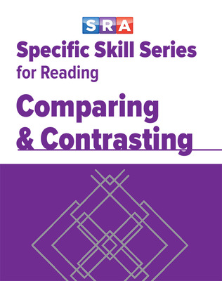 Specific Skills Series, Comparing & Contrasting, Book H