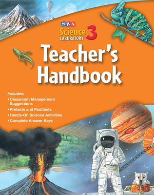 Science Lab - Teacher's Handbook, Grade 3