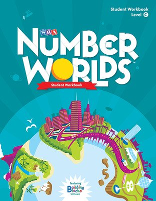 Number Worlds Level C, Student Workbook (5 pack)