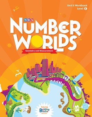 Number Worlds Level E, Student Workbook Geometry (5 pack)