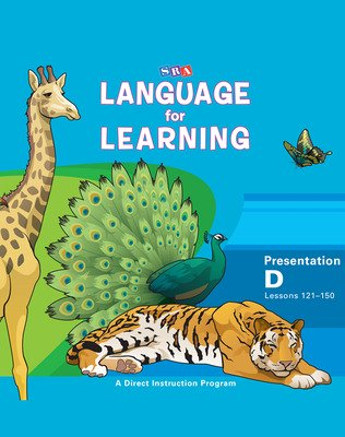 Language for Learning, Presentation Book D