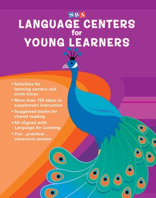 Language for Learning, Language Centers for Young Learners (Pre-K Guide)