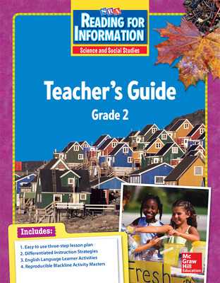 Reading for Information, Teacher Guide, Grade 2