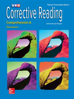 Corrective Reading Comprehension Level A, Presentation Book 1