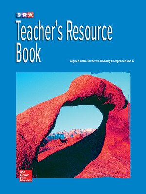 Corrective Reading Comprehension Level A, National Teacher Resource Book