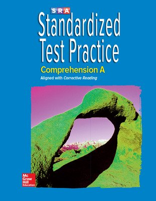 Corrective Reading Comprehension Level A, Standardized Test Practice Blackline Master