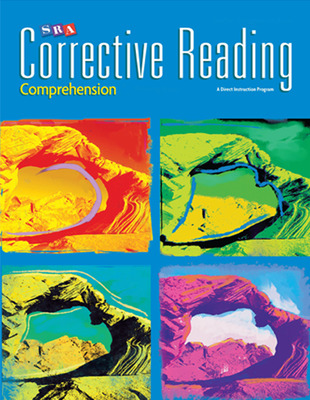 Corrective Reading Comprehension Level B1, Standardized Test Practice Blackline Master