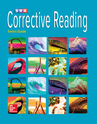 SRA Corrective Reading