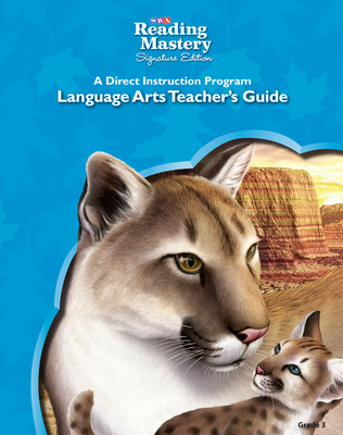 Reading Mastery Language Arts Strand Grade 3, Teacher Guide