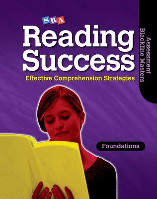Reading Success Foundations, Additional Blackline Masters