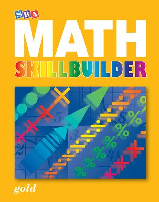 SRA Math Skillbuilder - Student Edition Level 1 - Gold