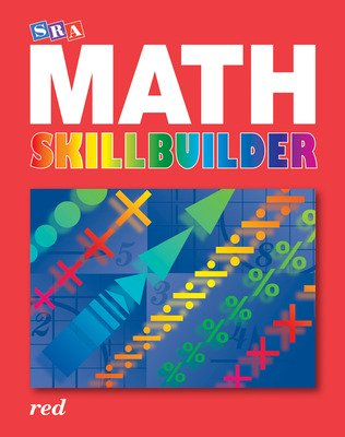 SRA Math Skillbuilder - Student Edition Level 3 - Red