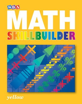 SRA Math Skillbuilder - Student Edition Level 5 - Yellow