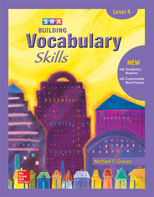 Building Vocabulary Skills, Student Edition, Level 4