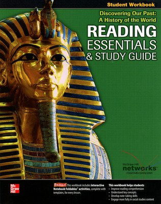 Discovering Our Past: A History of the World, Reading Essentials and Study Guide, Student Workbook