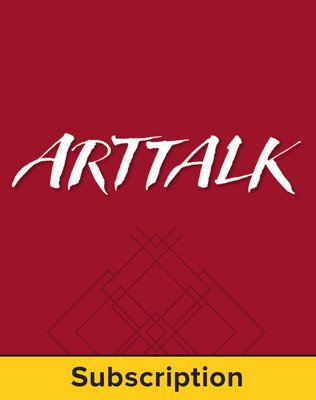 ArtTalk, Up to 100/year Student Access, 6-year subscription