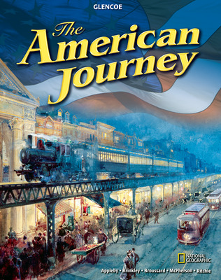 The American Journey, Online Teacher Edition with Resources, 1-Year Subscription