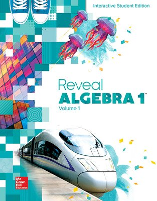 Reveal Algebra 1, Interactive Student Edition, Volume 1