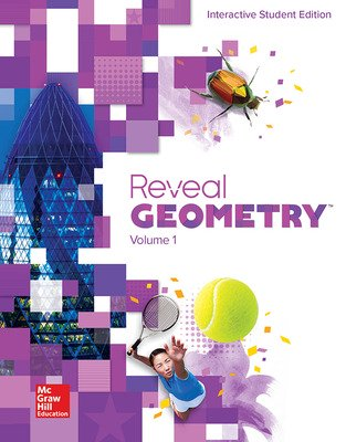 Reveal Geometry, Interactive Student Edition, Volume 1