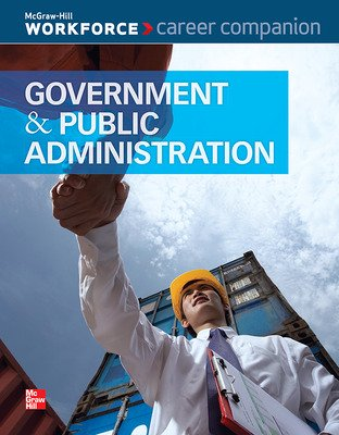 Career Companion: Government and Public Administration Value Pack (10 copies)