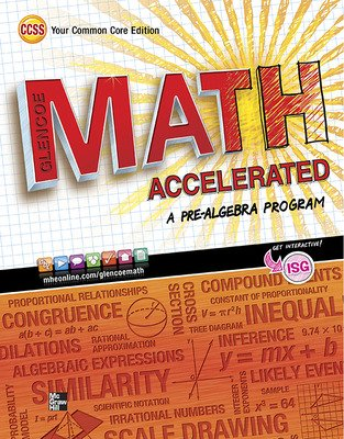 Glencoe Math Accelerated, Student Edition