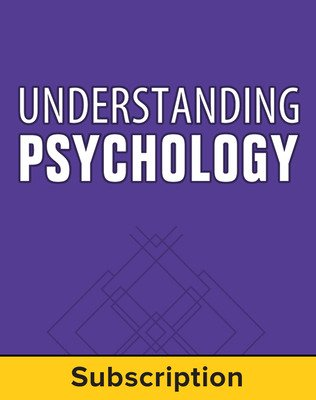 Understanding Psychology, Student Suite, 1-year subscription