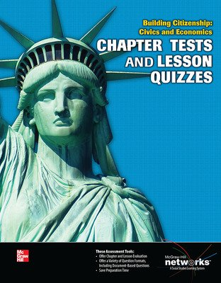 Building Citizenship: Civics and Economics, Chapter Tests and Lesson Quizzes